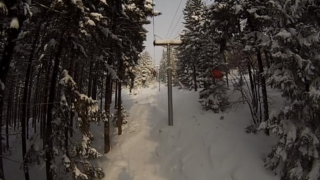 Lanovka na Klínovec