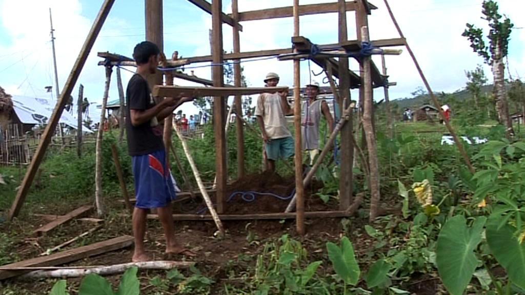 Filipíny se stále vzpamatovávají z řádění tajfunu