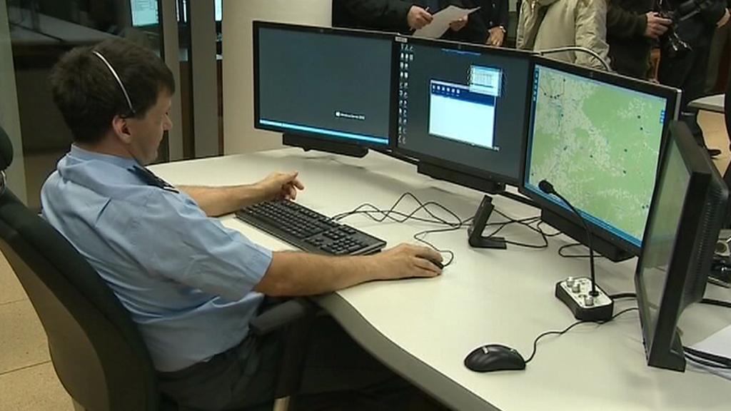 Operační středisko policie