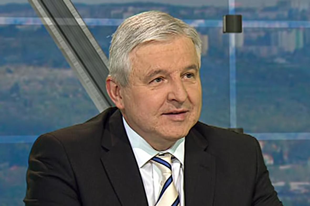 Jiří Rusnok v OVM