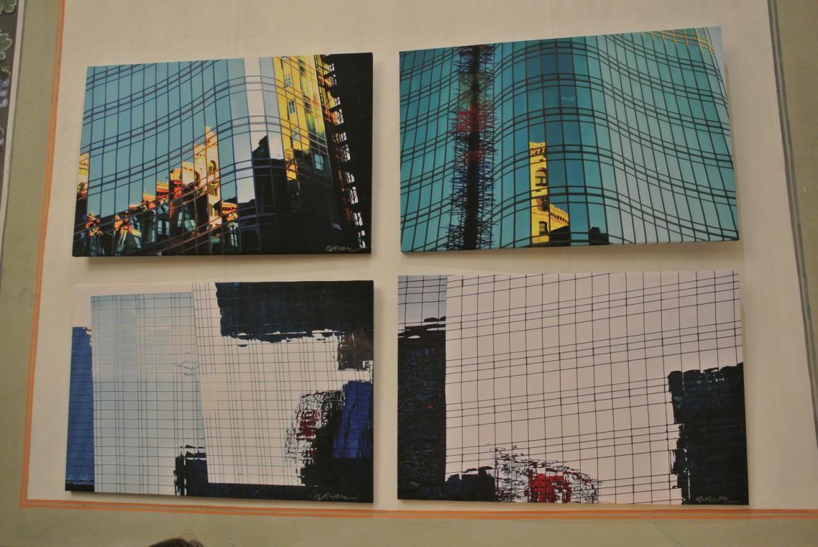 Petr Našic / Mirrors in N. Y.