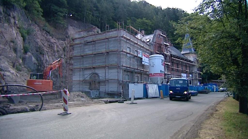 Rekonstrukce domu Stallburg