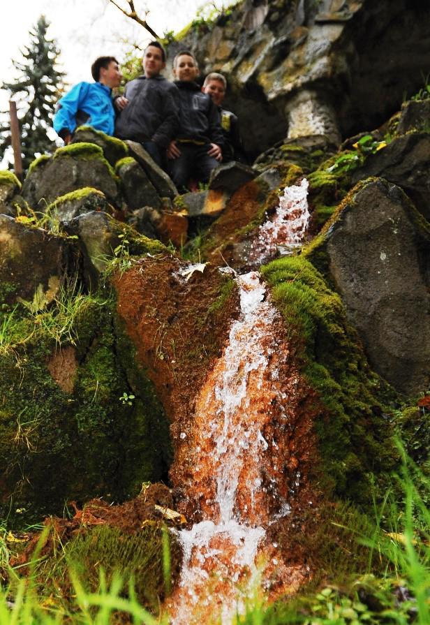 Mattoniho vodopád