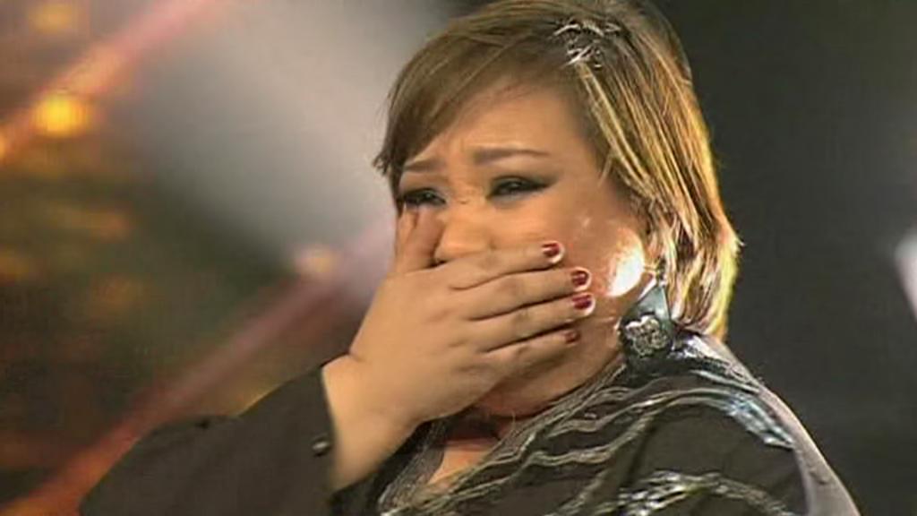 Rosa Fostanesová v izraelské soutěži X-Factor