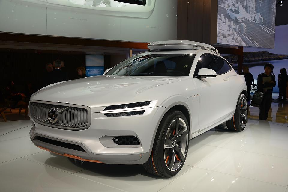 Koncept Volvo XC coupe