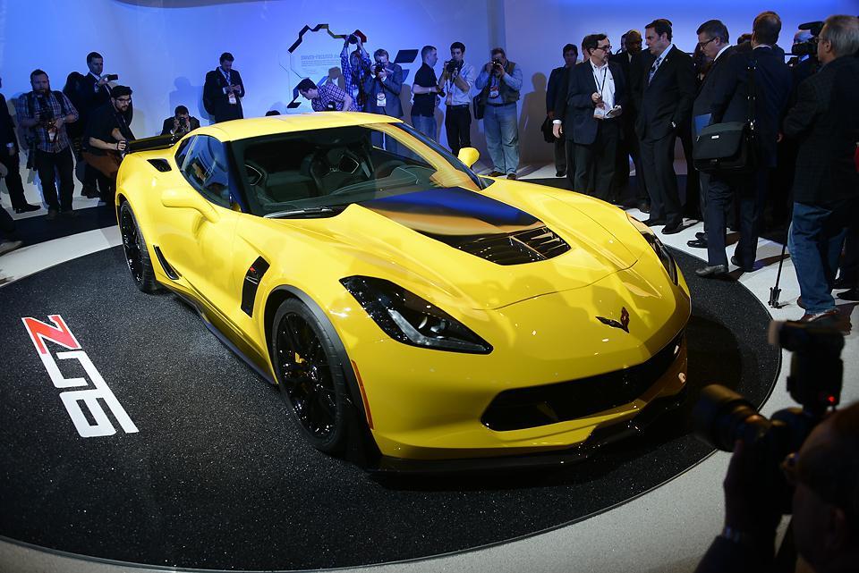 Chevrolet Corvette Stingray z dílny General Motors