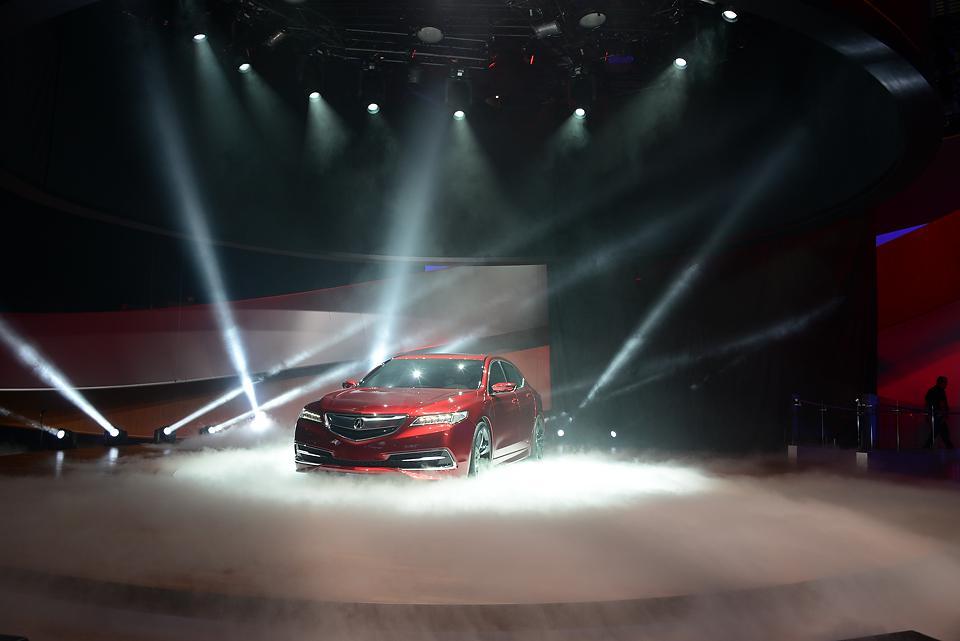 Acura TLX Prototype
