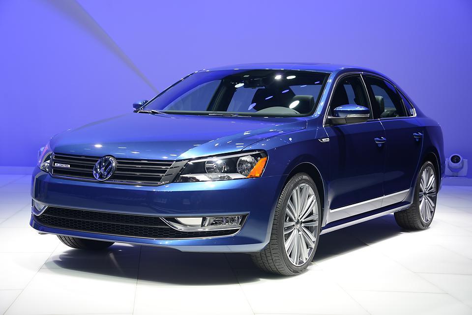 VW Passat pro americký trh