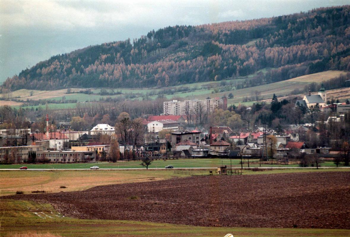 Oderské vrchy - Odry