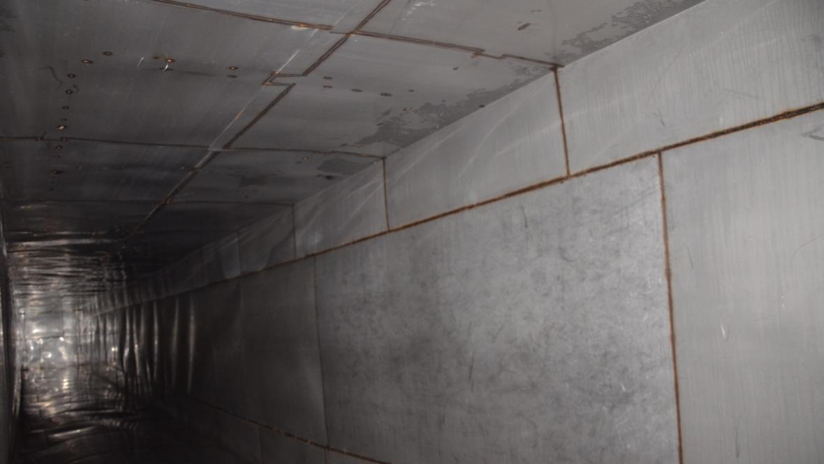 Podzemní nádrže ukrývaly statisíce litrů lihu