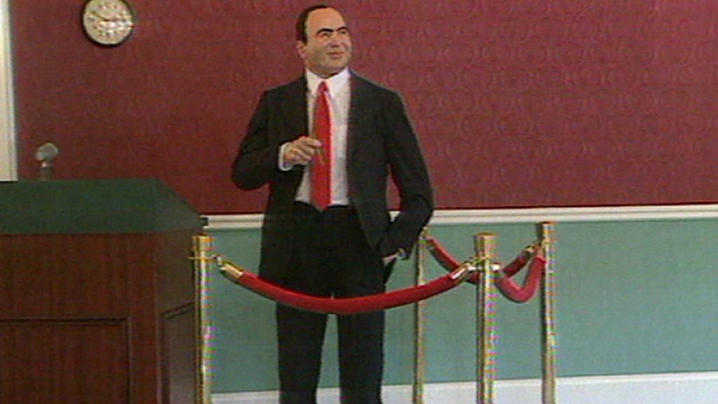 Al Capone v muzeu voskových figurín