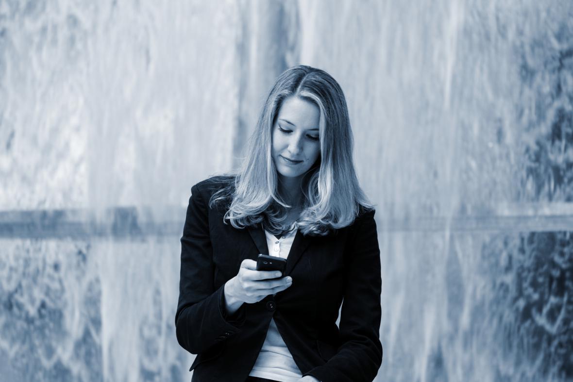 Posílání SMS