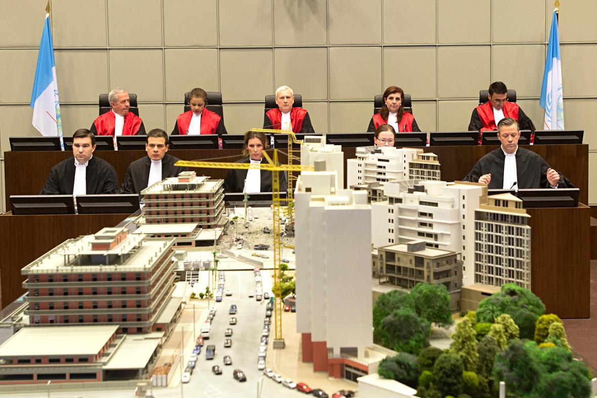Zvláštní tribunál OSN pro Libanon