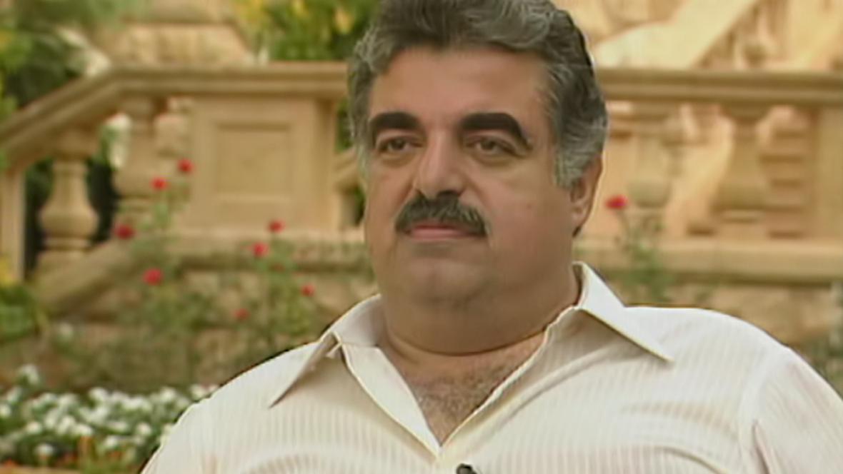Rafík Harírí