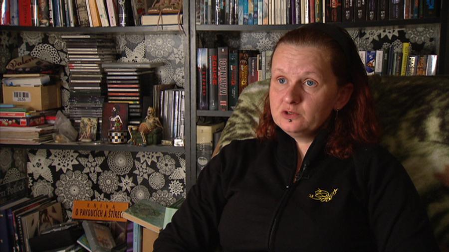 Lenka Burkowiczová, majitelka krnovského growshopu