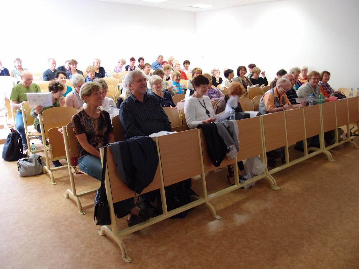 Univerzita Pardubice - Univerzita volného času