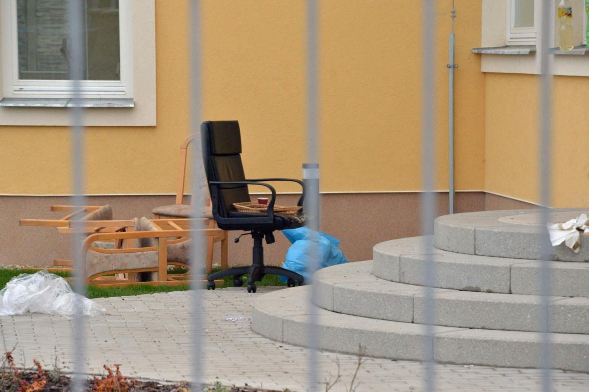 Rezidence palestinského velvyslance v Praze-Suchdole