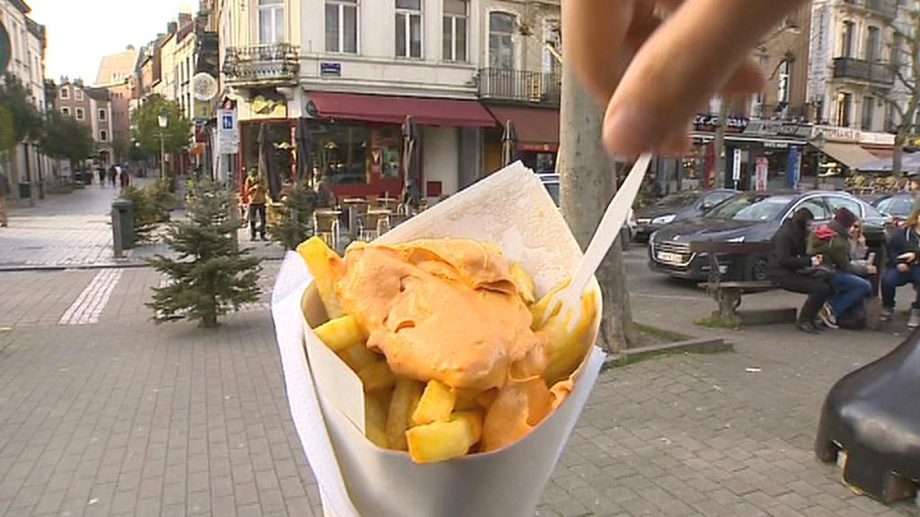 Belgické hranolky