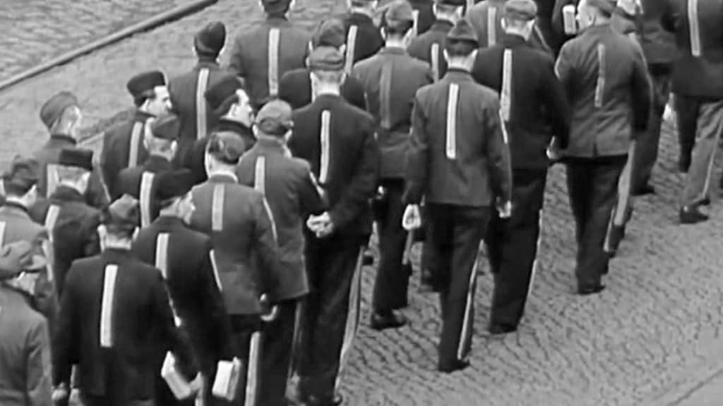 Vězni v bývalé NDR