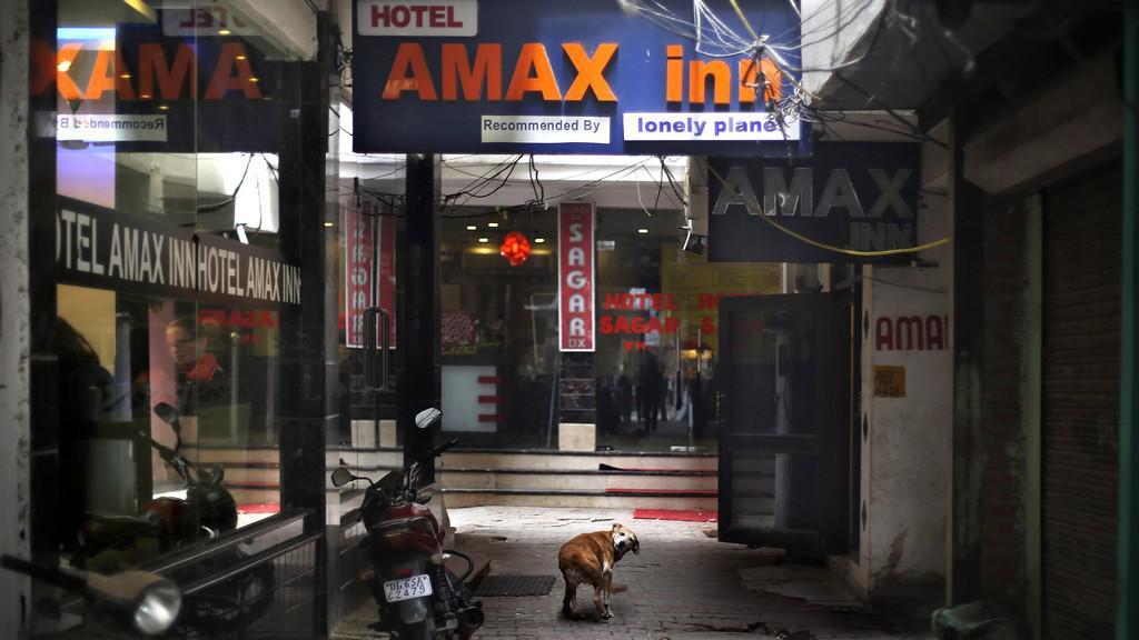 Hotel Amax v Dillí