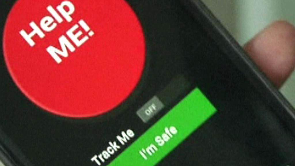 Červené tlačítko má pomoct Indkám v nouzi