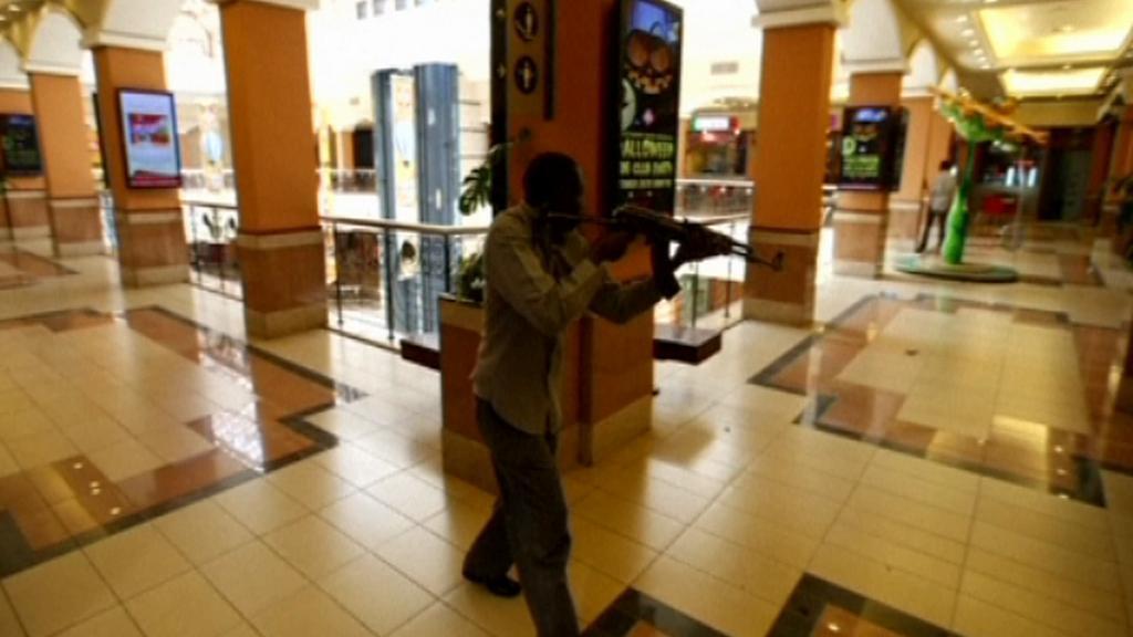 Islamisté zaútočili na nákupní centrum v Nairobi