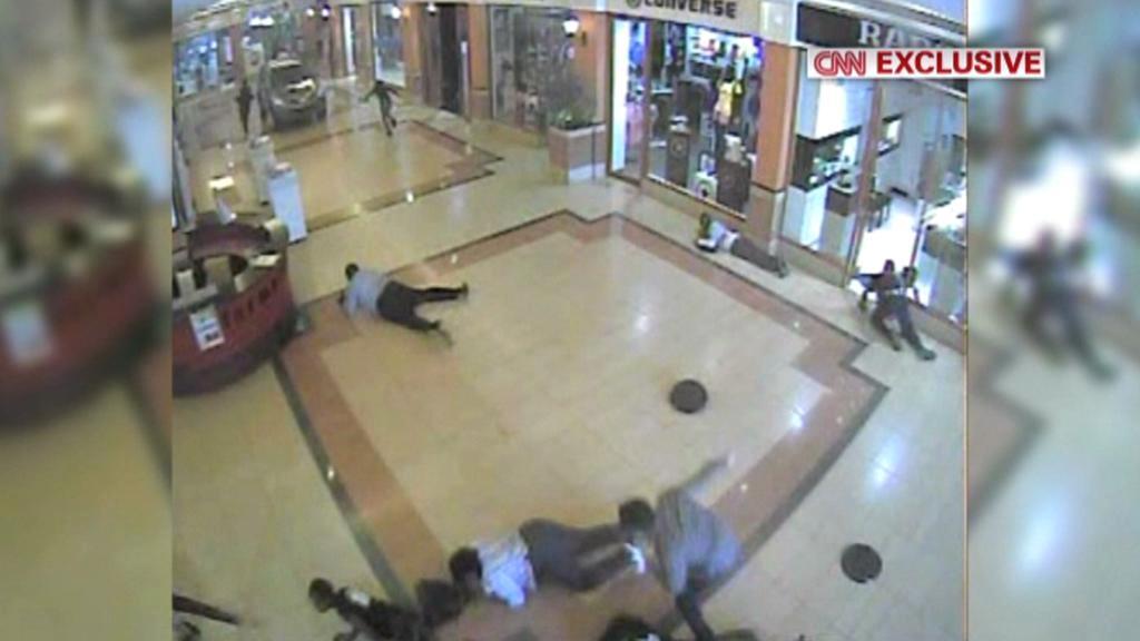 Útok v nákupním centru v Nairobi
