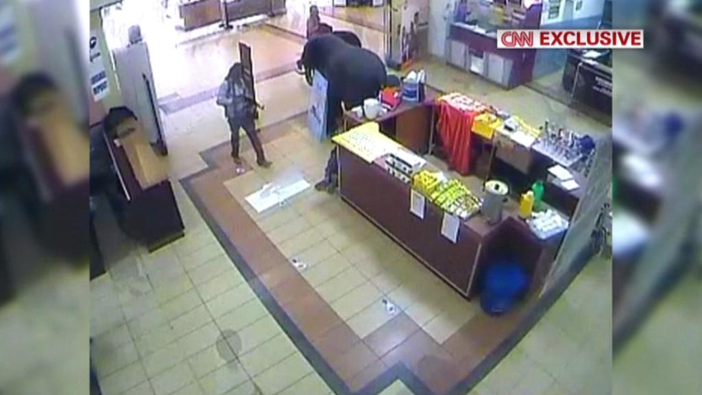 Útok na nákupní centrum v Nairobi