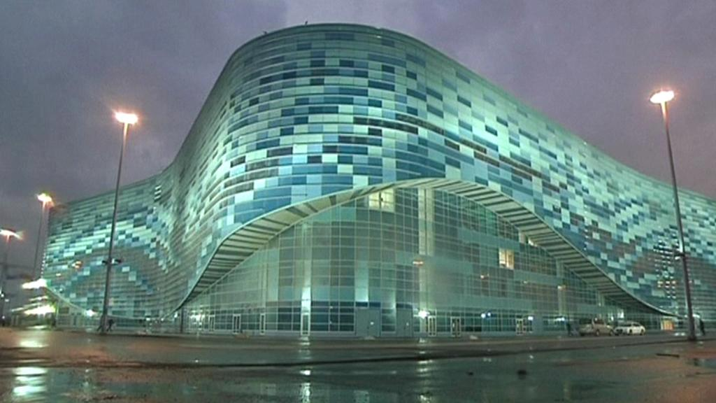 Olympijský stadion v Soči