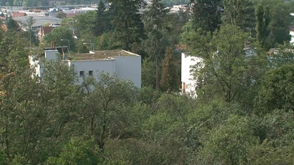 Lidé se bojí narušení rázu vilové čtvrti