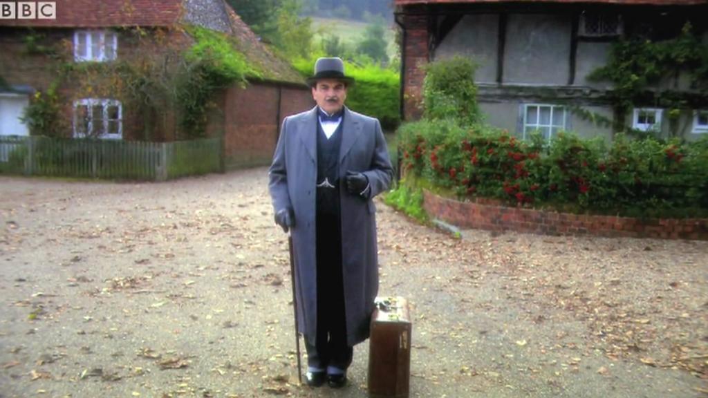 Na severokorejské obrazovky se možná dostane i Hercule Poirot