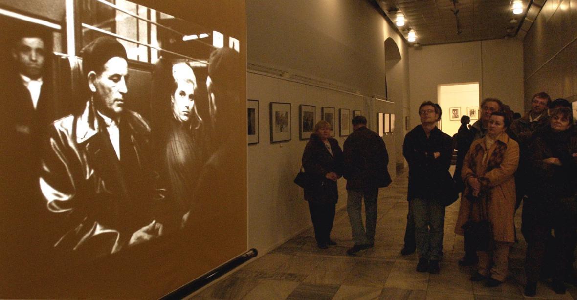 Výstava fotografií Viktora Koláře