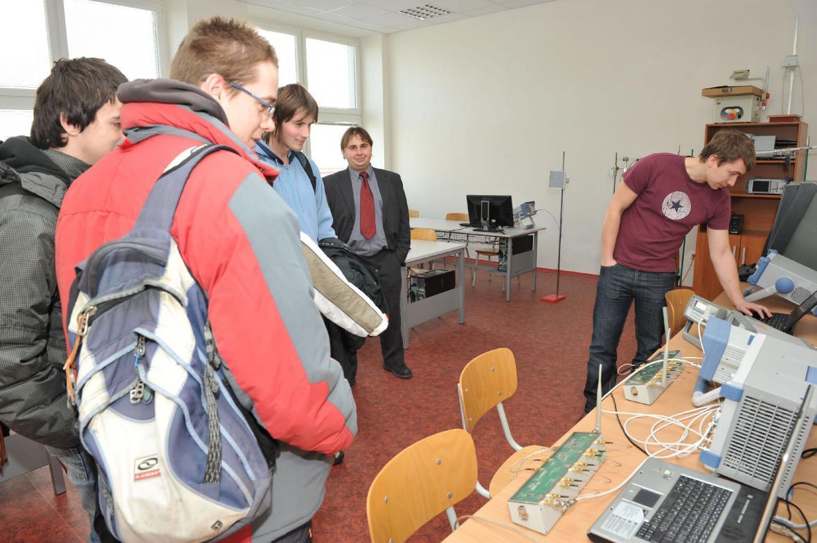 Den otevřených dveří - Univerzita Pardubice