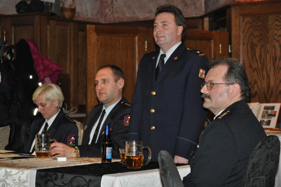131. výroční valná hromada SDH Běloves
