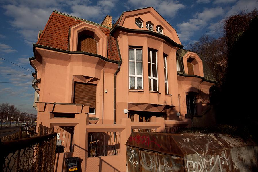Trojdům v Praze-Vyšehradě
