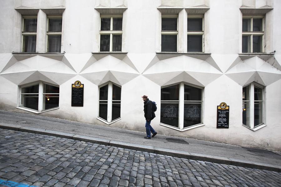 Dům v Neklanově ulici v Praze