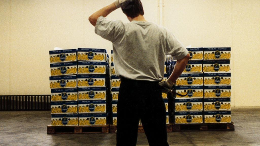 Krabice od banánů - nepostradatelné zboží