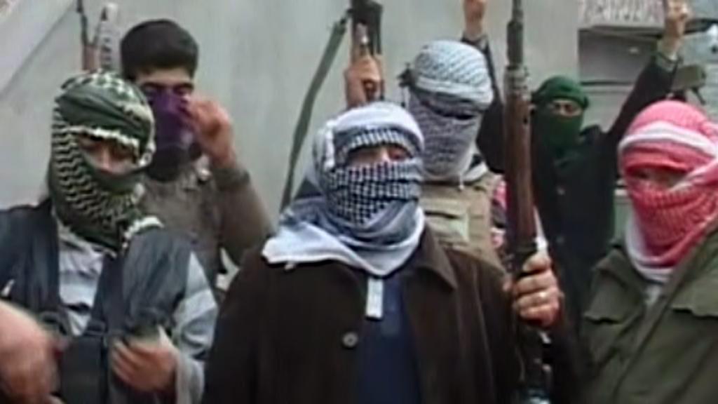 Islamisté v irácké Fallúdži