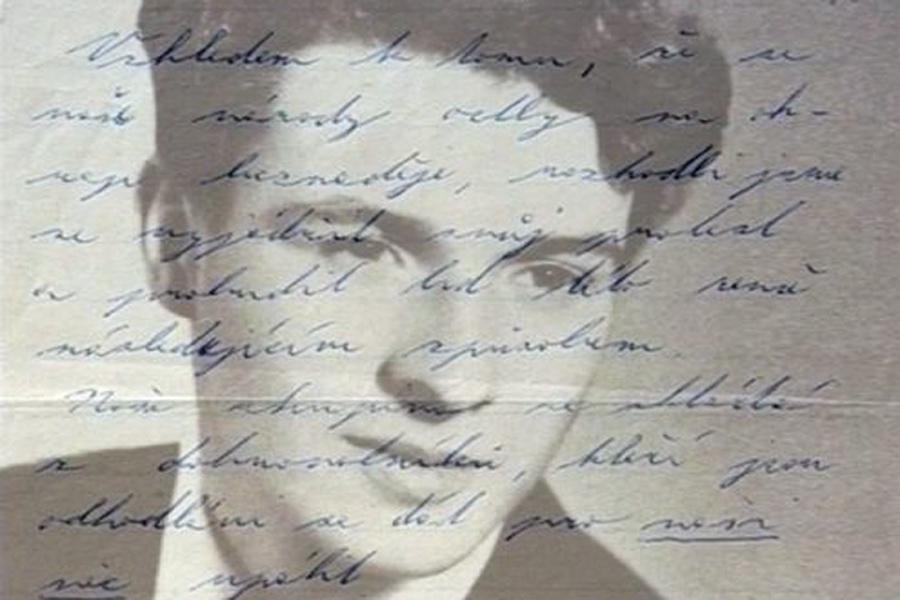 Jan Palach a jeho dopis
