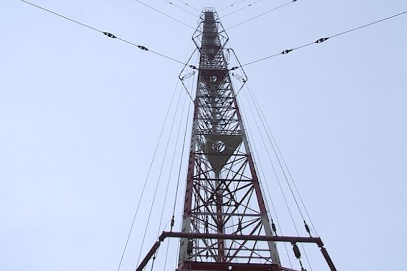 Vysílač v Topolné