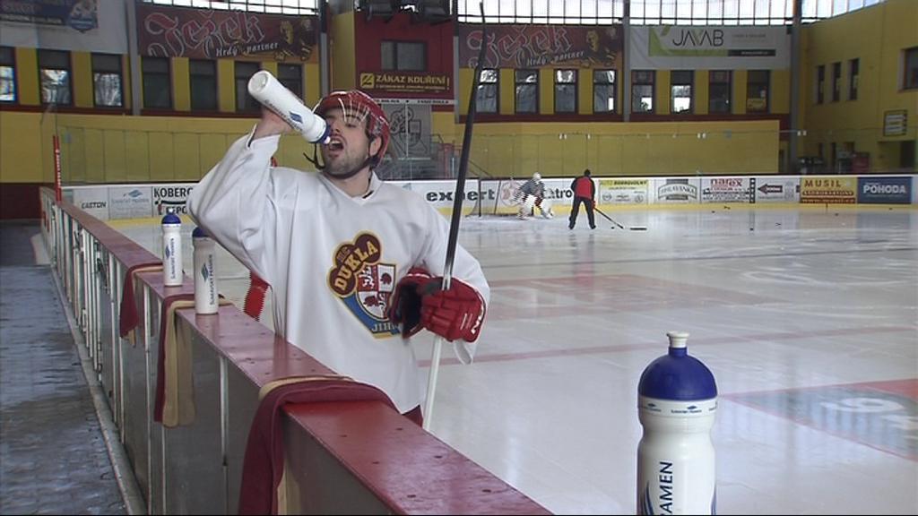 Za čtyřiatřicet dní bude Podlipnik v Soči bránit ruské hokejové hvězdy