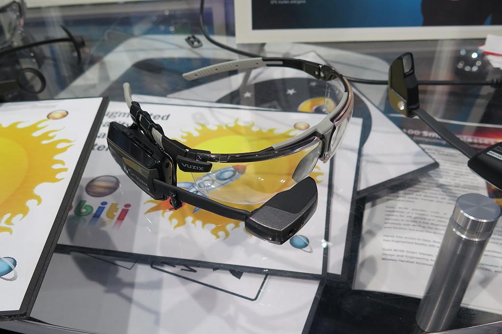 Brýle od Vuzixu