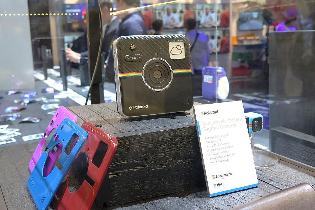 Fotoaparát od Polaroidu