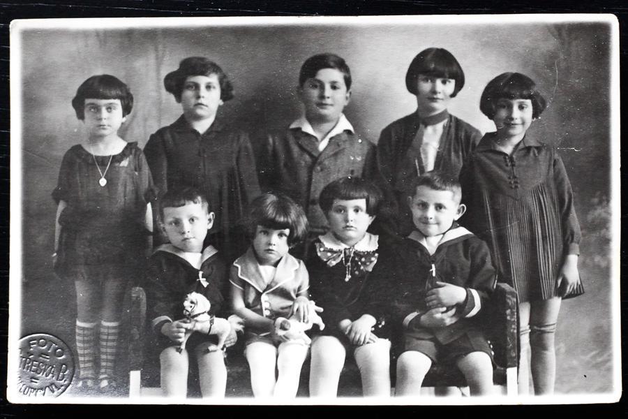 Židovské děti, které nepřežily holocaust
