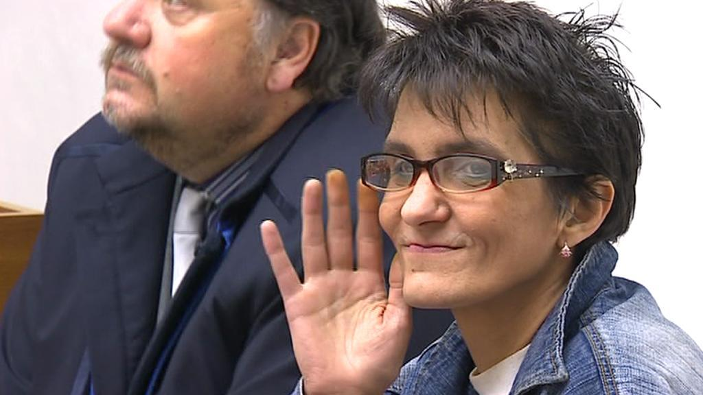 Marie Lavičková (Máňa)