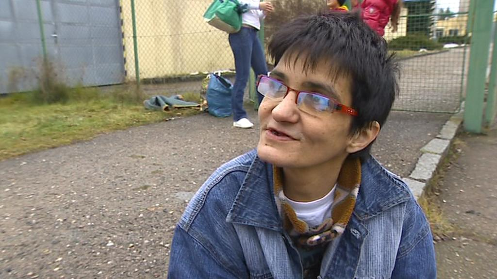 Recidivistka Marie Lavičková