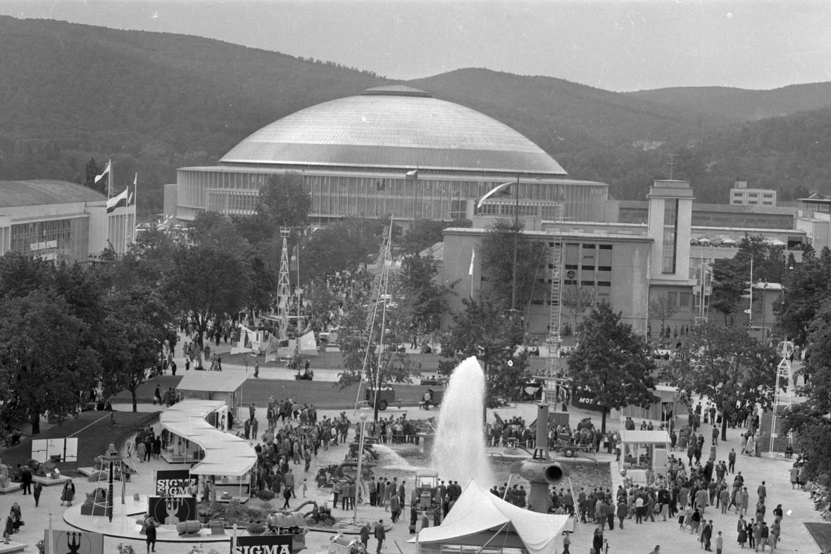První mezinárodní vzorkový veletrh (1959)