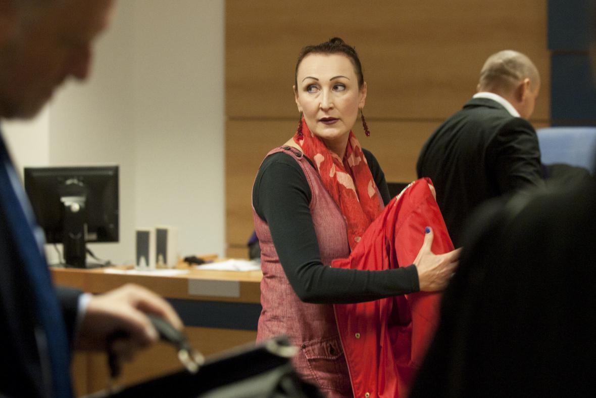 Bývalá policistka z hospodářské kriminálky ve Zlíně Hana Čouková