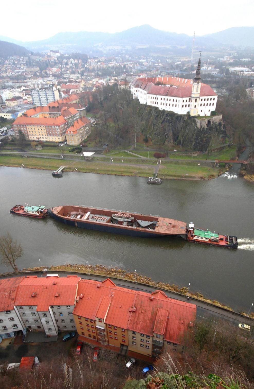 Plavba do Hamburku