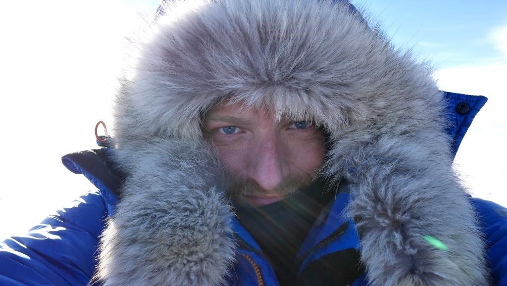 Ben Saunders, vůdce novodobé expedice Terra Nova